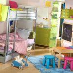 Комната для двух дошкольников