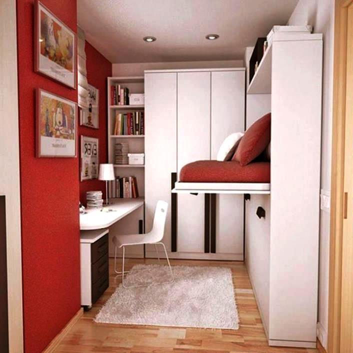 Дизайн для маленькой комнаты для взрослых