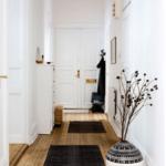 Идеальный вариант скандинавского коридора
