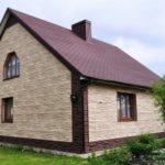 Здание на плитном фундаменте
