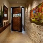 Маленькие коридоры в стиле Африка