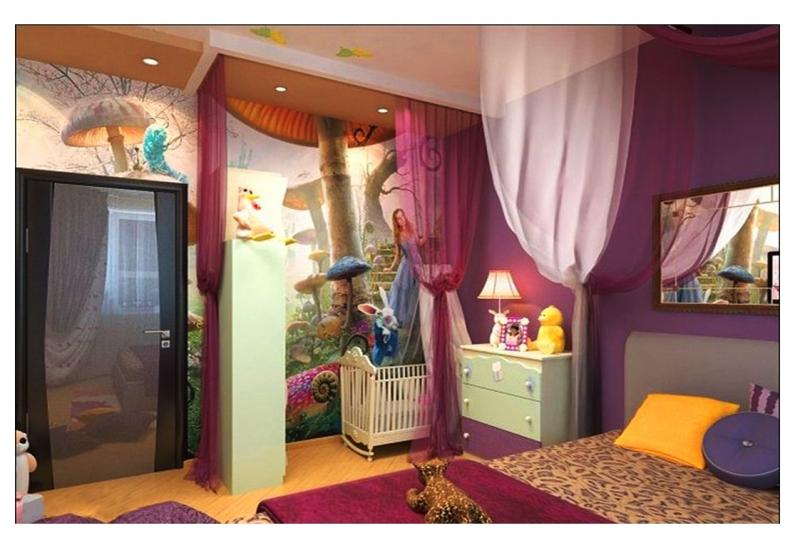 Сказочная спальня