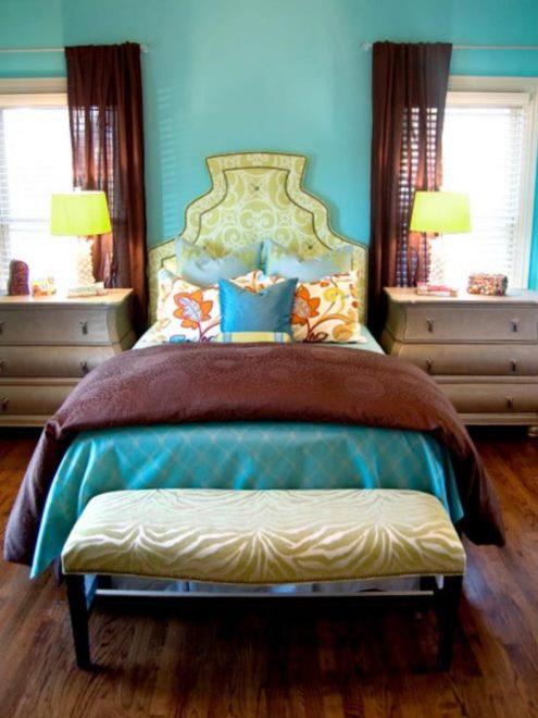Спальня для Стрельца