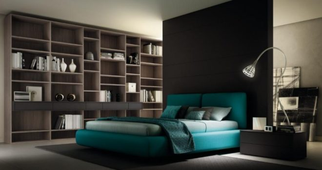 Спальня для Козерога