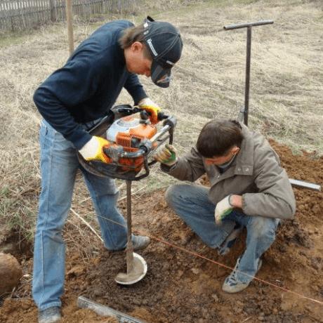 Как подобрать и изготовить фундамент для дома из газобетона