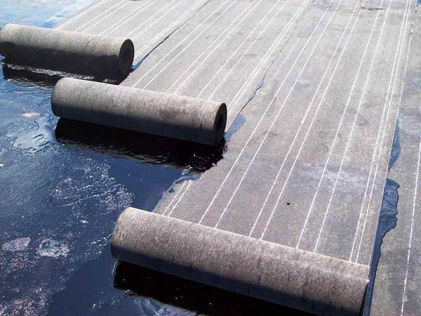 Гидроизоляция бетонной крыши гаража
