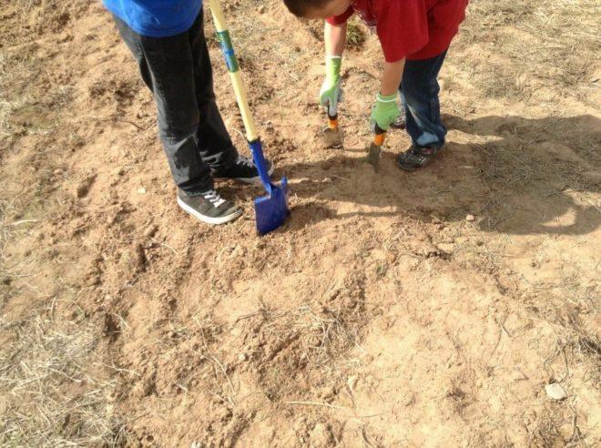Исследование почвы под фундамент