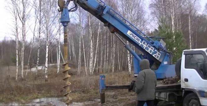 Профессиональное взятие проб грунта