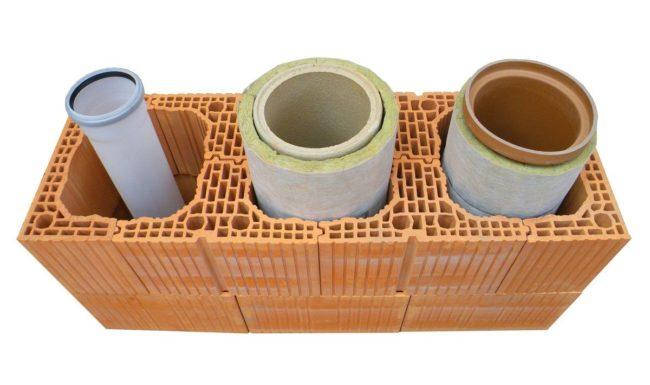 Как выбрать правильные материалы для дымовой трубы и сделать её своими...