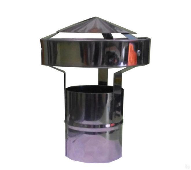 Простейший дефлектор