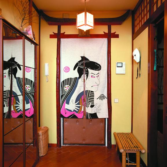 Коридор в японском стиле