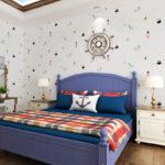 Комната с морской тематикой