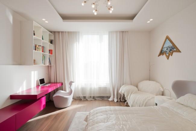Современная комната для девушки: выбор стиля интерьера