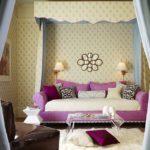 Комната в стиле романтизм