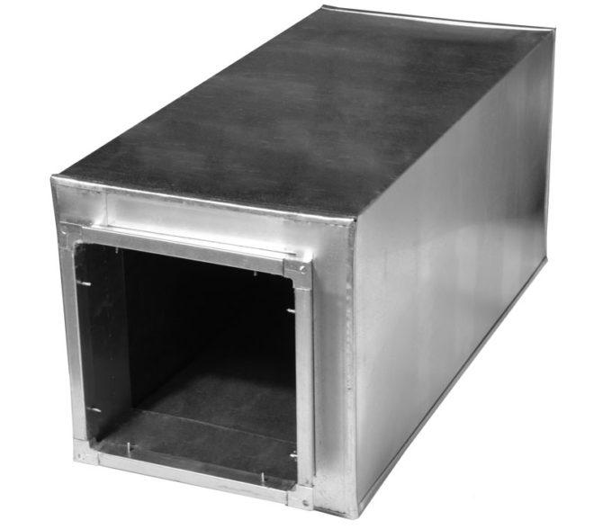 Шумоглушитель для вентиляции — советы по выбору, монтаж и технология и...