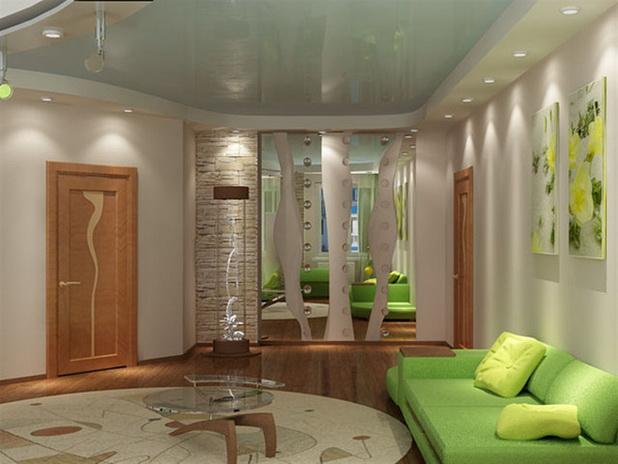 Красивый дизайн интерьера