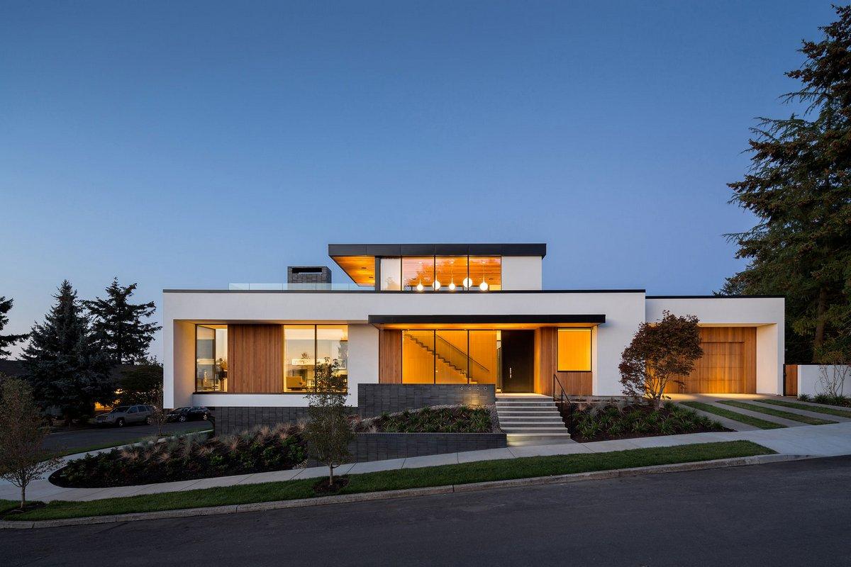 дом современного мира