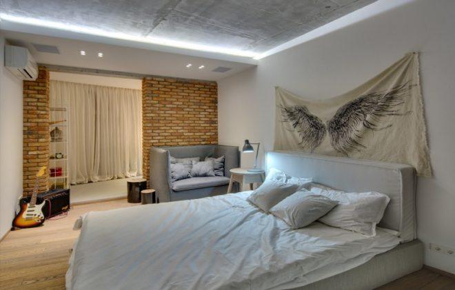 Панно над кроватью, сделанное своими руками