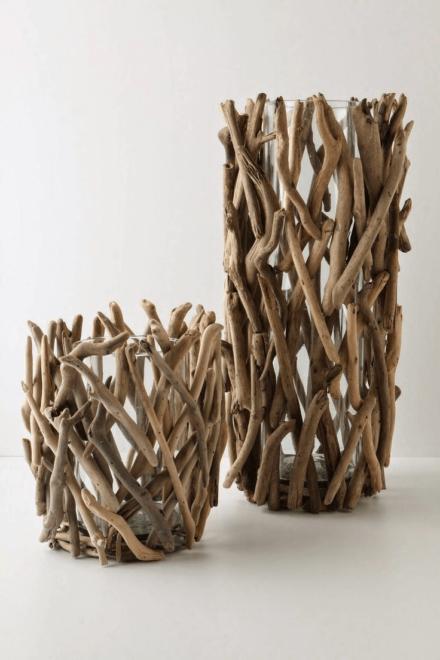 Изделия из дерева в интерьере своими руками