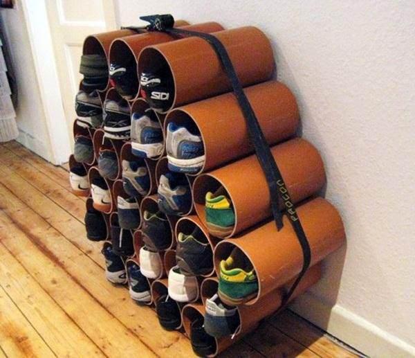 полка для обуви своими руками