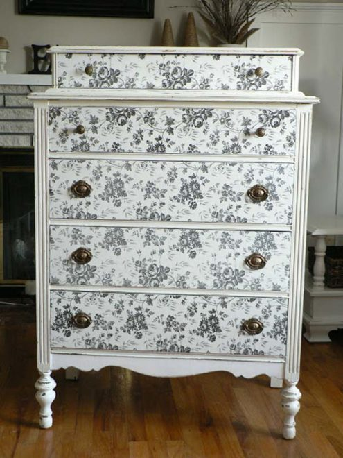 Шедевр из старого хлама своими руками: основные способы реставрации мебели