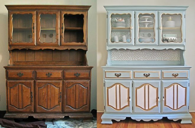 Обработка мебели грунтовкой