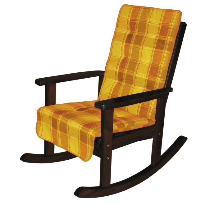 Новая жизнь старого кресла