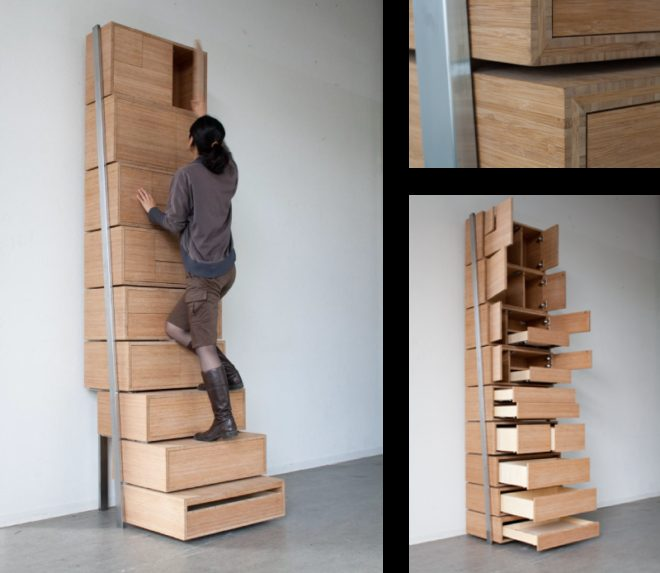 самая неудобная мебель в мире