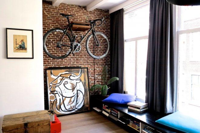 что сделать из старого велосипеда