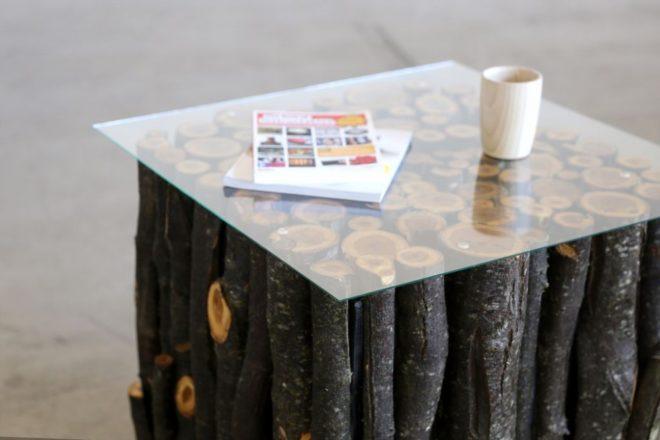 Журнальный столик своими руками