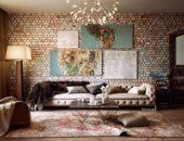 Ремонт гостиной своими руками дёшево и красиво — идеи на фото