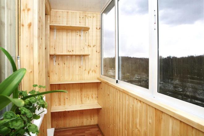 хладовка на маленьком балконе в хрущевке
