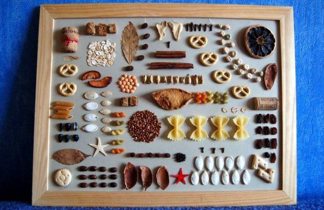Панно для кухни своими руками: идеи на фото
