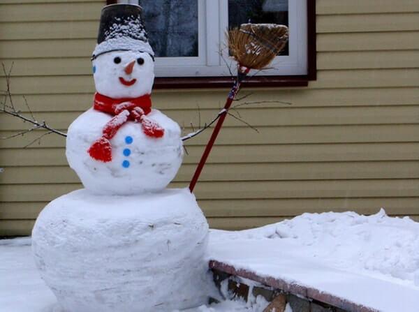 Главный атрибут зимнего праздника