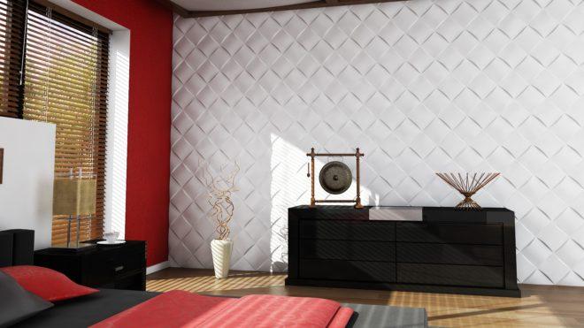 декоративные панели для внутренней отделки стен в гостиной