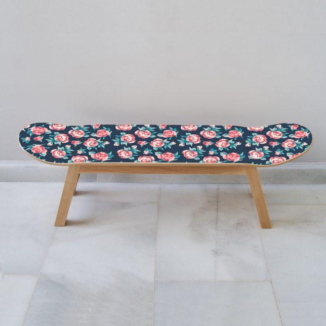 Мебель из скейтбордов