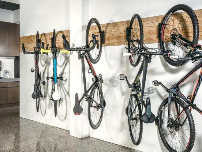 Крепление для велосипеда на стену своими руками — пошаговая инструкция