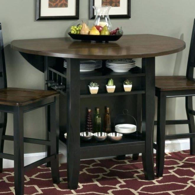 Стол с дополнительным местом для хранения