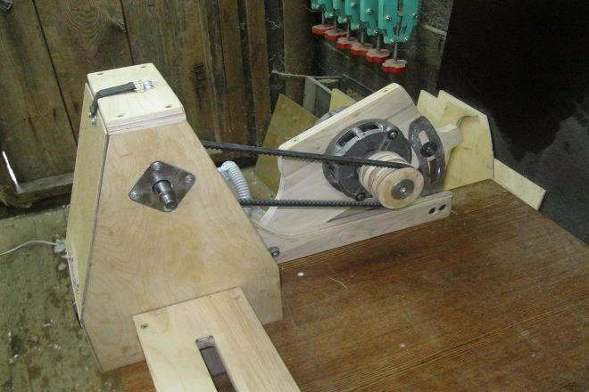Станок для обработки древесины