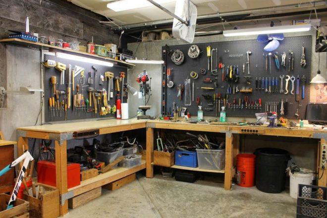Домашняя мастерская