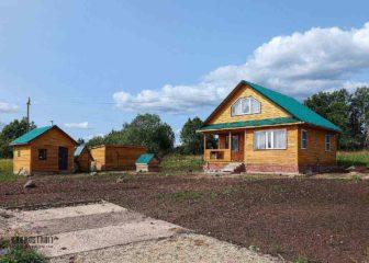 Как быстро и дешево построить дом