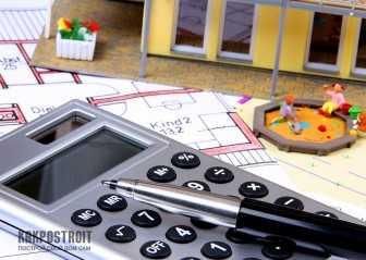 Расчет бруса с помощью калькулятора