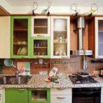 Кухня 6 на 6