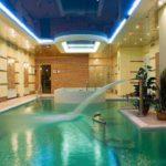 Дизайн бассейнов: фото