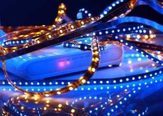 Светодиодная лента для скрытой подсветки