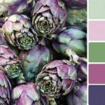 Сочетание цветов в интерьере: сиреневый тон