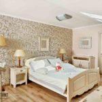 Интерьер мансарды: спальня и другие варианты
