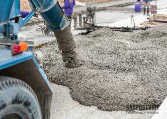 Плотность бетона кг м3