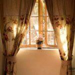 Как правильно подвязывать шторы