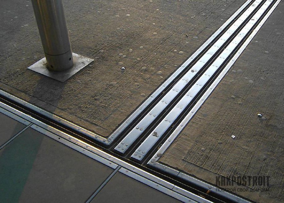Термошов для бетона купить бу стеновые панели из бетона